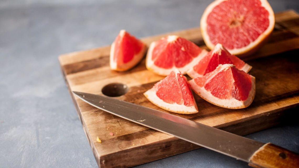 Wie Isst Man Eine Grapefruit Richtig