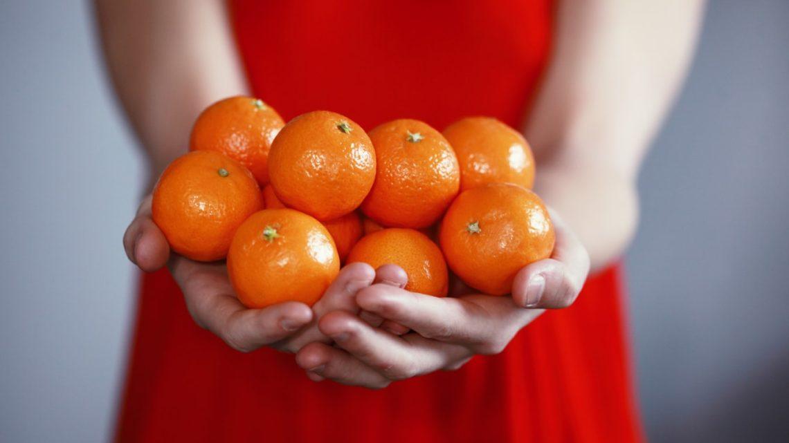 mandarinen schwangerschaft